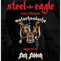 Steel Eagle featuring Motorheadache, Sack Sabbath & others tbc