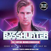 Basshunter (Live) - Teesside Freshers Party