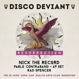 Disco Deviant: Resurrection
