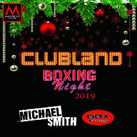 Clubland boxing night