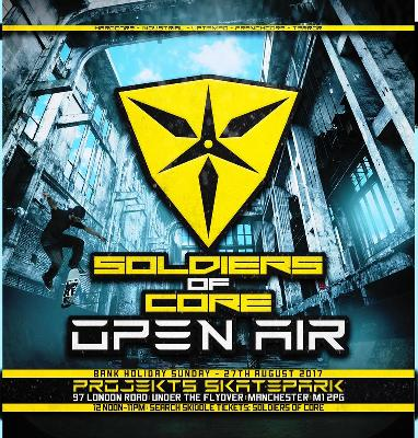 Soldiers Of Core Open Air
