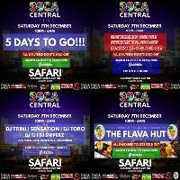 Soca Central Leeds LAUNCH NIGHT