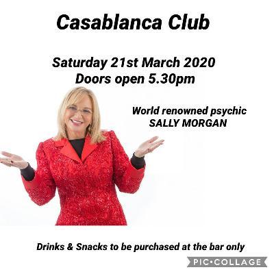 Psychic Sally - Sally Morgan