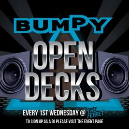 Bumpy: Open Decks