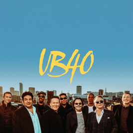 UB40 : Live From The Valley
