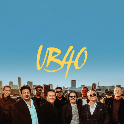 UB40 Live From The Valley