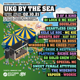 Southern Sunset Festival Presents: UKG By The Sea