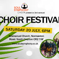Choir Festival Hosted by Soul Symphony