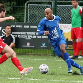 St Helens Town AFC v Warrington Town FC