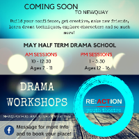 RE:ACTION Youth Theatre Drama Workshops