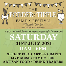 The Fodder & Tipple Festival 2021