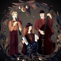 Limehouse de Reverie with Whiskey Moon Face, The Dakota Jim Band