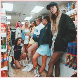 24hr Garage Girls ft SHOSH and Kelsey