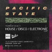 XOYO Presents: Pacific State