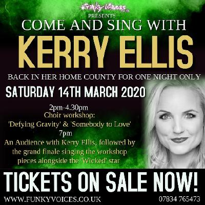 Come and Sing with Kerry Ellis