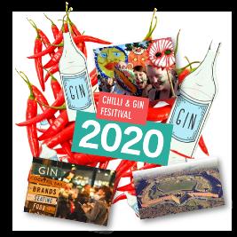 Portsmouth Chilli & Gin Festival 2021 - Sunday Tickets