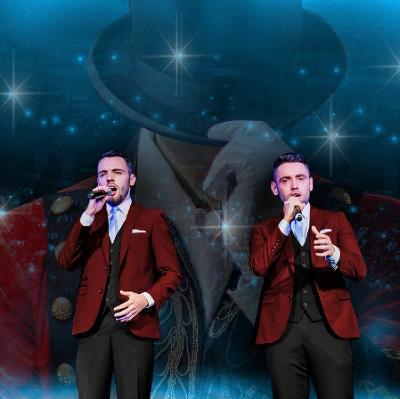 RICHARD & ADAM; THE GREATEST SONGMEN | Amick Productions