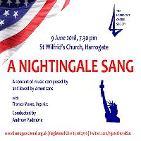 A Nightingale Sang