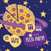 Quids In : Pinnacle Pizza Party : 19th Nov