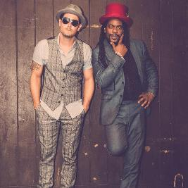 TYBER & PETE from THE DUALERS Live