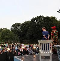 Outdoor Theatre : The Merchant of Venice