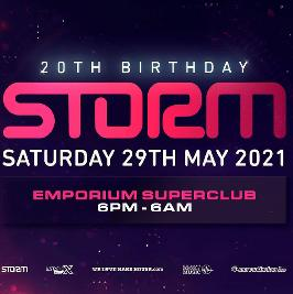 Storm - 20th Birthday