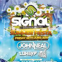 Signal Bounce Summer Fiesta