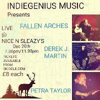 Fallen Arches, Derek J. Martin & Petra Taylor