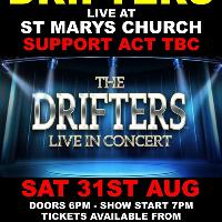 The Drifters - Live at St Mary