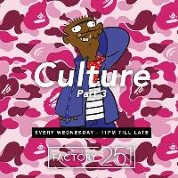 Culture Wednesdays at Factory 251 - Issue 003