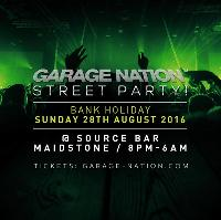 Garage Nation Street Party Maidstone