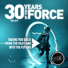 Centreforce 883 Presents '30 Years Of The Force' Tickets | Oval Space London London  | Sat 11th May 2019 Lineup