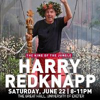 An Evening with Harry Redknapp - King of the Jungle
