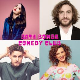 Bath Bombs Comedy Club