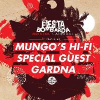Fiesta Bombarda Bristol Carnival w/ Mungo