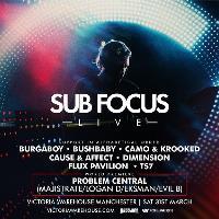 Sub Focus LIVE