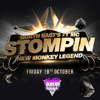 Dutty Donkers Presents Mc Stompin