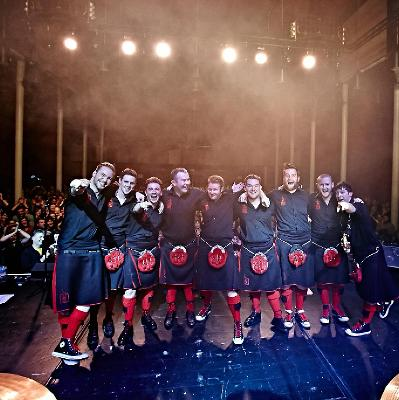 The Red Hot Chilli Pipers - Fresh Air Album Tour 2019
