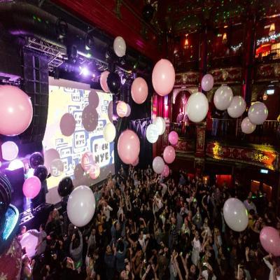 london nye party