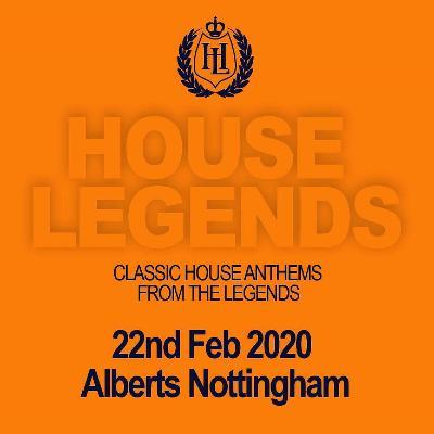 House Legends presents Brandon Block & Alex P