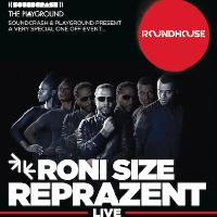 Soundcrash and Playground present Roni Size - Reprazent Live