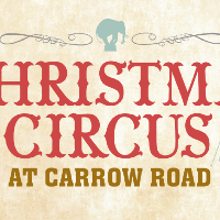 Circus Themed Christmas Party