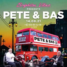 Pete & Bas @ Chalk Live