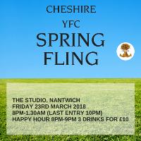 Cheshire YFC Spring Fling 2018