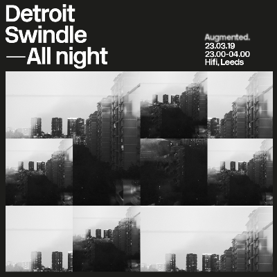 Detroit Swindle all night long