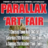 Parallax Art Fair October 2018