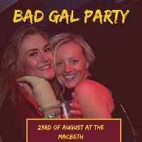 Bad Gal Edition - Old Skool RnB Party & Games Night