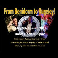 From Benidorm to Rugeley