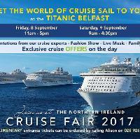 Oasis Travel Northern Ireland Cruise Fair