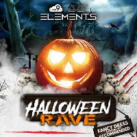 Elements Halloween Rave